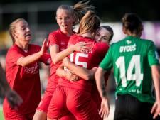 FC Twente Vrouwen plaatst zich voor Champions League na zege op Poolse tegenstander