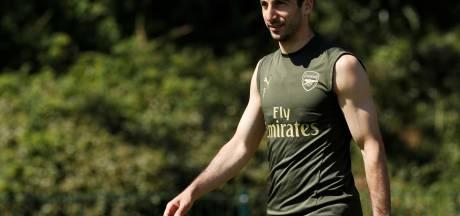 """L'Azerbaïdjan assure que l'Arménien Mkhitaryan""""peut jouer"""" la finale d'Europa League"""