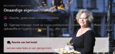 Hotelbaas bijt van zich af na negatieve recensies en noemt klanten 'valse feeks' of 'gierige krent'