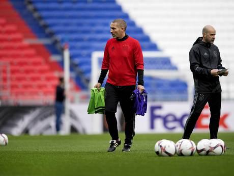 Hendrie Krüzen hoopt op een rondvaart: 'Appeltje te schillen met Mourinho'