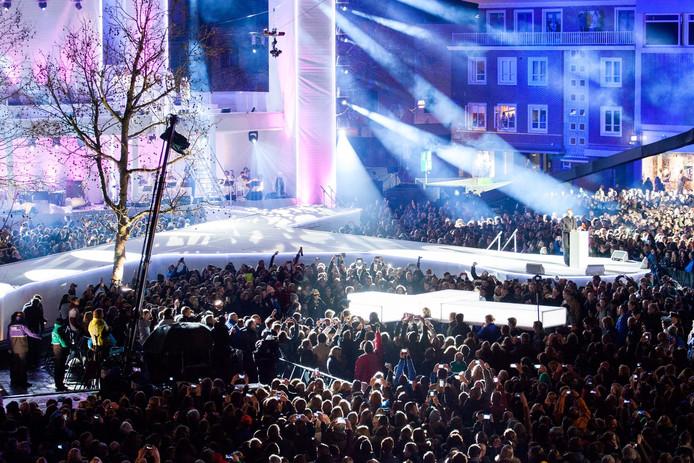 The Passion in Enschede was een groot evenement waar de gemeente destijds wél oren naar had.
