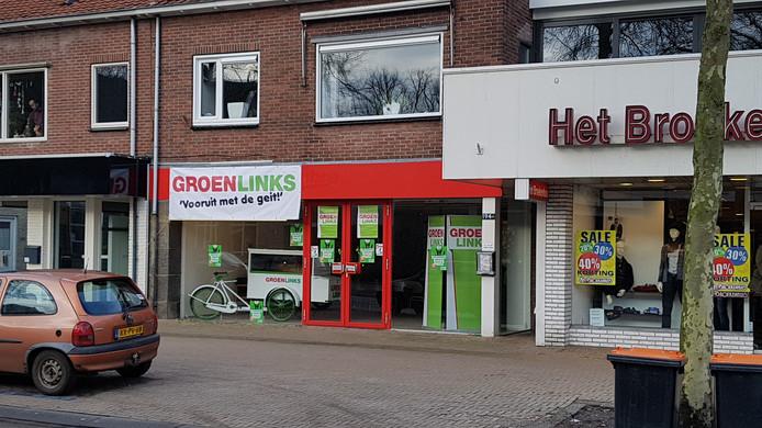 GroenLinks Hellendoorn houdt zaterdag een kinderrommelmarkt en boekenruilbeurs in haar campagnelokaal in het voormalige winkelpand van de Wibra aan de Grotestraat in Nijverdal