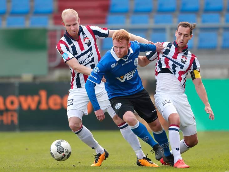 Voormalig Willem II-speler Van der Linden (28) stopt vanwege aanhoudend blessureleed