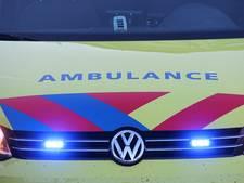 Automobilist gewond bij ongeval Biggekerke