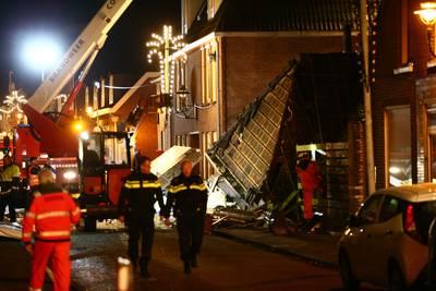 Toestand van jongen (5) die urenlang onder het puin lag in Coevorden is 'stabiel'