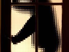 Inbreker loopt tegen lamp in eerste Barendrechtse lokwoning