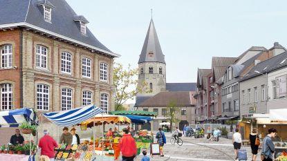 IN BEELD. Zo ziet de nieuwe stadskern van Torhout eruit