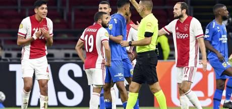 Kansenmisserij breekt Vitesse lelijk op bij Ajax