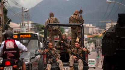 Politie in Rio de Janeiro doodt per dag vijf mensen