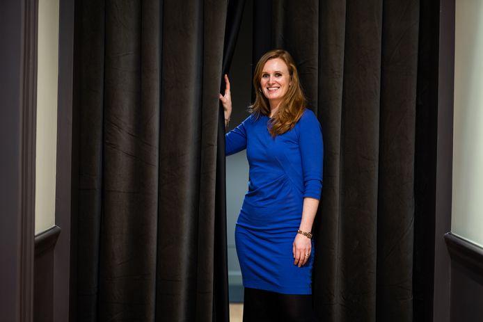 Sarah Heijse, directeur van het noodlijdende Airborne Museum in Oosterbeek, is blij met de hulp die de afgelopen dagen op gang is gekomen, ook vanuit de Arnhemse politiek.
