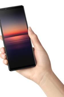 Sony introduceert smartphone-vlaggenschip met 5G-ondersteuning