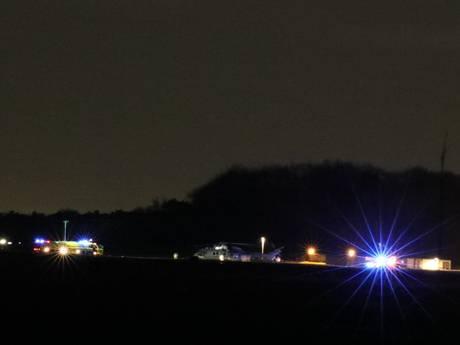 Heli maakt noodlanding op vliegbasis Gilze-Rijen