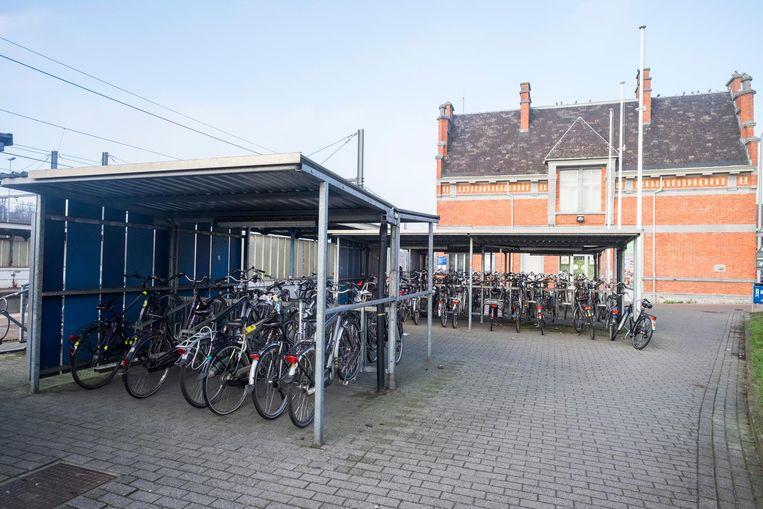 De fietsenstallingen aan het station van Essen krijgen in het voorjaar van 2018 camera's. In Wildert gebeurt hetzelfde.