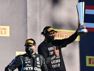 """Onze F1-watcher ziet hoe Valtteri Bottas alweer in de schaduw van ploegmaat Hamilton rijdt: """"Nooit was het zo pijnlijk"""""""
