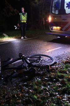 Fietser gewond bij aanrijding in Overberg