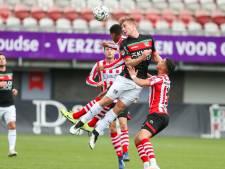 NEC verslaat Sparta in oefenwedstrijd in Rotterdam