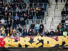Meer dan 500 supporters ondersteunen NAC bij de competitiestart in Alkmaar