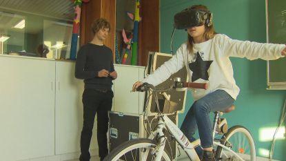 VR-bril legt vast hoe kinderen omgaan met gevaren in het verkeer