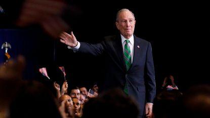 """Medewerkers Democratische ex-kandidaat Bloomberg staan ondanks beloftes op straat: """"Maar de iPhone en laptop mag je houden - als je er belastingen op betaalt"""""""