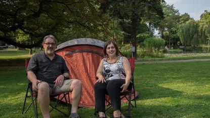 Camping op Terbiest? N-VA zegt alvast geen neen