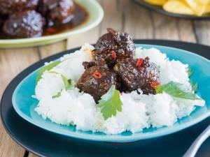 Wat Eten We Vandaag: Pittige Indische gehaktballetjes