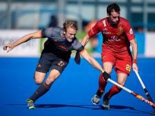 Hockeyers winnen opnieuw van Spanje in Pro League