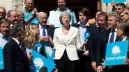 Verwachte nederlaag van May blijft uit na lokale verkiezingen in Engeland