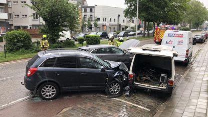 Verkeershinder in Mortsel na ongeval