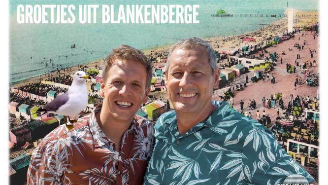 """""""Mensen vragen ons of de Evanna wel kan varen. Ja dus"""": Gert en James ruilen Antwerpen (even) voor de kust in 'Gert Late Night'"""