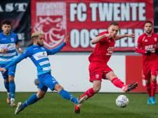 PEC Zwolle diep in de penarie na verlies tegen FC Twente