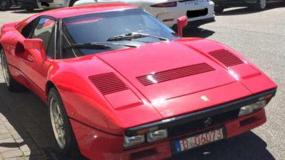 Man stuift er plots vandoor tijdens proefrit met peperdure Ferrari