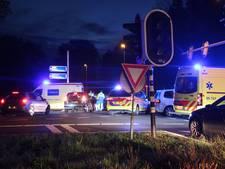 Motorrijder om het leven gekomen bij zwaar ongeval op N347 bij Enter