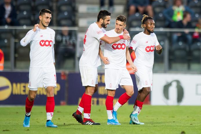 Le Standard a fait le job, à Ostende, avant d'entrer en lice en Europa League, jeudi.