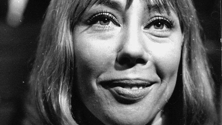 Carla Lipp werd vooral bekend als pruikenmaakster Jet in Ja zuster, nee zuster, maar was ook een begenadigd ballerina. Beeld anp
