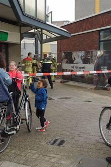 Winkels en woningen ontruimd vanwege gaslek in centrum Flora Colmschate