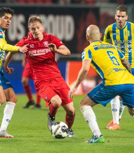 Kans dat Matthew Smith meespeelt bij FC Twente heel klein