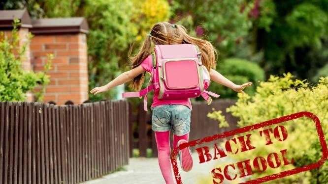 Terug naar school: zo bereid je je kinderen voor deze laatste vakantiedagen