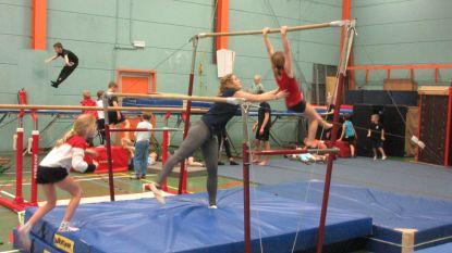 Diestse Turnkring barst met 400 gymnasten uit zijn voegen