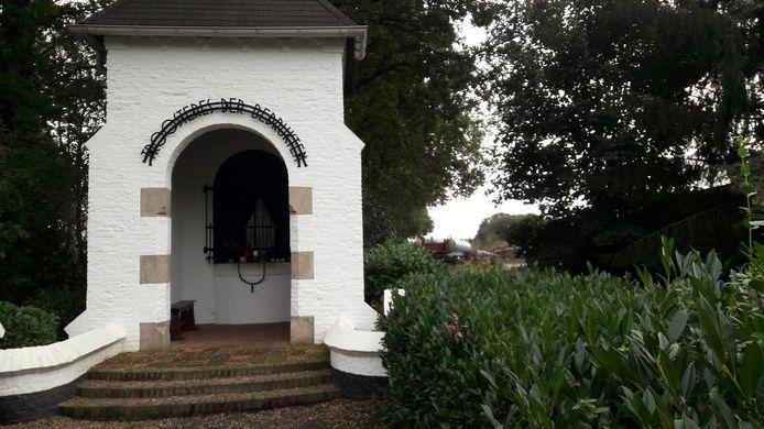 Mariakapel langs de weg van Hilvarenbeek naar Diesen