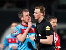 PEC Zwolle gaat met Van der Eijk als scheidsrechter voor drie op een rij