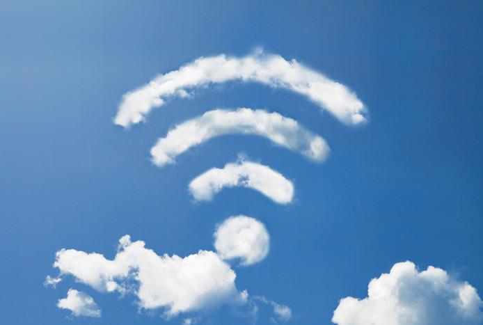 Wifi wolken