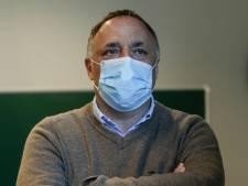 """Marc Van Ranst déçu des assouplissements: """"Ce n'est pas le moment"""""""