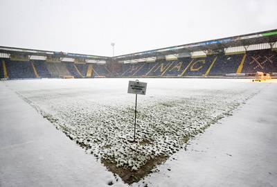 NAC schrijft brief aan werkgevers: laat fan eerder naar huis gaan voor duel met Twente