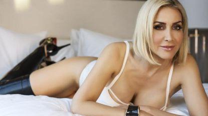 Bekendste luxe-escorte van Sydney hangt Louboutins aan de haak maar post eerst nog laatste foto van klant