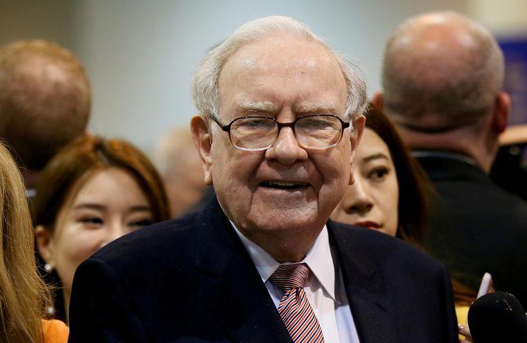 Multimiljardair Warren Buffet. Beeld reuters