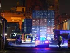 Hulpdiensten rukken uit voor ernstig incident bij bedrijf Vlissingen-Oost