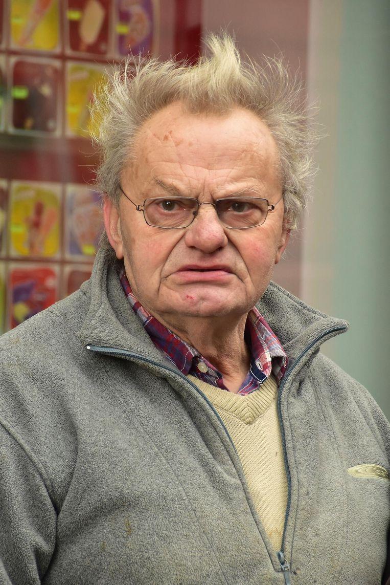 Gerard Vanwalleghem (75).