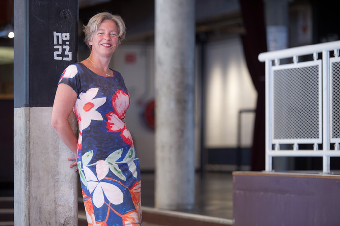Ilse Verburgh, scheidend directeur van cultureel centrum De Lindenberg in Nijmegen.