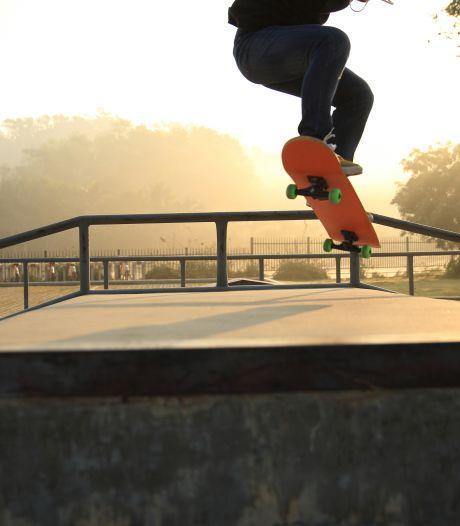 Stiekem gebeurde het al, maar de Goese jeugd mag nu echt weer de skatebanen op