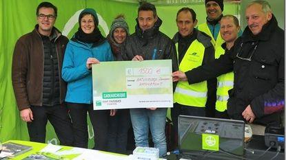 1.000 deelnemers voor eerste editie Natuurloop